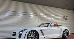 office k sls roadster forgiato wheels 8 310x165 Mercedes SLS Roadster vom japanischen Tuner Office K
