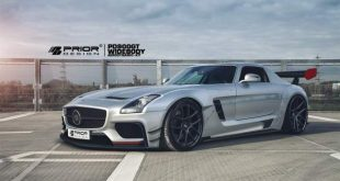 prior design PD900GT widebody aero kit 1 310x165 Prädikat, sehr geil! Prior Design veredelt den Mercedes SLS AMG