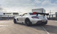 prior design PD900GT widebody aero kit 2 190x114 Prädikat, sehr geil! Prior Design veredelt den Mercedes SLS AMG