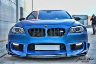 prior designs wide body kit f10 m5 3 190x127 Wunderschöner BMW M5 F10 von Prior Design!