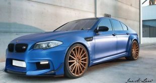prior designs wide body kit f10 m5 5 310x165 Wunderschöner BMW M5 F10 von Prior Design!