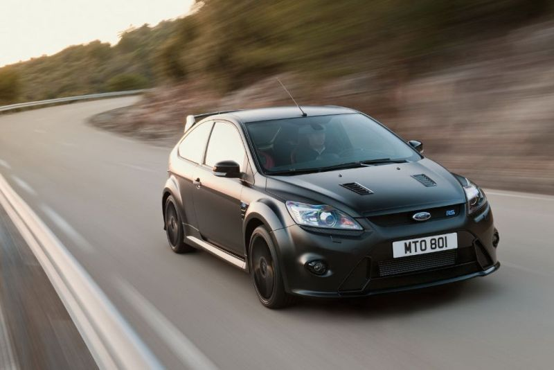 rs500 1 Ford Focus RS500