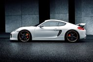 techart cayman 4 190x127 Techart zeigt den Porsche Cayman S