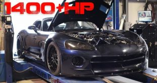 video 1 400ps in der bi turbo do 310x165 Video: 1.400PS in der Bi Turbo Dodge Viper