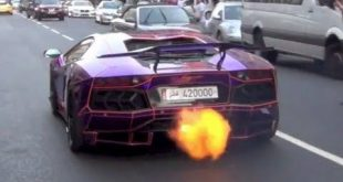 video lamborghini aventador im t 310x165 Video: Lamborghini Aventador im Tron Legacy Look