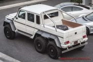 weistec engineering mercedes benz g63 amg 6x6 10 190x127 Weistec Engineering pimpt das Monster Mercedes Benz G63 AMG 6×6