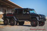 weistec engineering mercedes benz g63 amg 6x6 12 190x127 Weistec Engineering pimpt das Monster Mercedes Benz G63 AMG 6×6