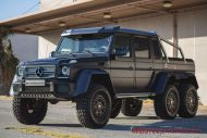 weistec engineering mercedes benz g63 amg 6x6 13 190x127 Weistec Engineering pimpt das Monster Mercedes Benz G63 AMG 6×6