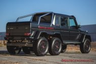 weistec engineering mercedes benz g63 amg 6x6 2 190x127 Weistec Engineering pimpt das Monster Mercedes Benz G63 AMG 6×6