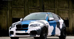 x6m insideperformance 3 310x165 insidePerformance zeigt uns seinen BMW X6M Stealth