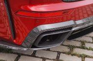 0682212 tuning mansory cayenne 4 190x126 Porsche Cayenne Turbo vom Tuner Mansory