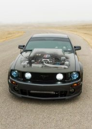 2007 ford mustang gt tuning 800ps 4 190x266 2007er Hardcore Version des Ford Mustang GT