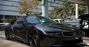 ADV1 BMW i8 Schwarz 6 310x165 Black in Black! BMW I8 mit einem Satz ADV.1 Wheels