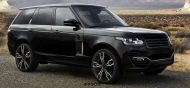 ARES Performance Range Rover 2 190x88 Ares Performance mit Tuningpaket am Range Rover