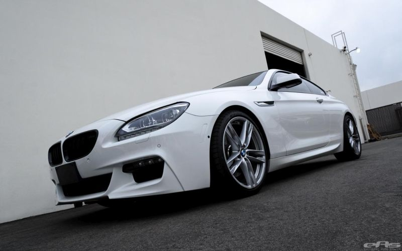 BMW 650i Coupe EAS Tuning 1 Es muss nicht immer M sein! EAS Tuning am BMW 650i Gran Coupe