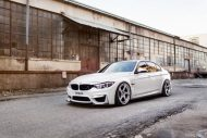 BMW M3 with HRE RS102 Wheels 1 190x127 AUTOcouture Motoring tunt den BMW M3 F80