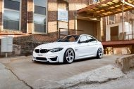 BMW M3 with HRE RS102 Wheels 2 190x127 AUTOcouture Motoring tunt den BMW M3 F80