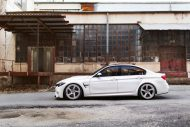 BMW M3 with HRE RS102 Wheels 4 190x127 AUTOcouture Motoring tunt den BMW M3 F80