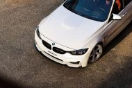 BMW M3 with HRE RS102 Wheels 5 190x127 AUTOcouture Motoring tunt den BMW M3 F80