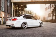 BMW M3 with HRE RS102 Wheels 7 190x127 AUTOcouture Motoring tunt den BMW M3 F80