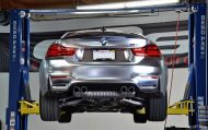 BMW M4 EAS Matte Chrome 1 190x119 Sportauspuff von EAS am BMW M4 F82 Coupé in matt Chrom