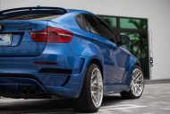 BMW X6M Widebody lumma adv1 6 190x127 Fetter BMW X6M Modell E71 von Wheels Boutique