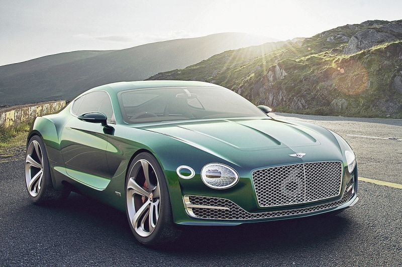 Bentley EXP 10 Speed 6 1 Wahnsinn: Bentley EXP 10 Speed 6 in Genf vorgestellt