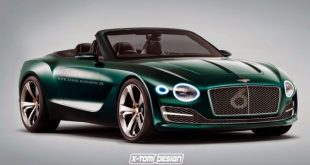 Bentley EXP10 Speed6 cabrio 1 310x165 X Tomi Design schneidet den Bentley EXP10 Speed 6 auf!