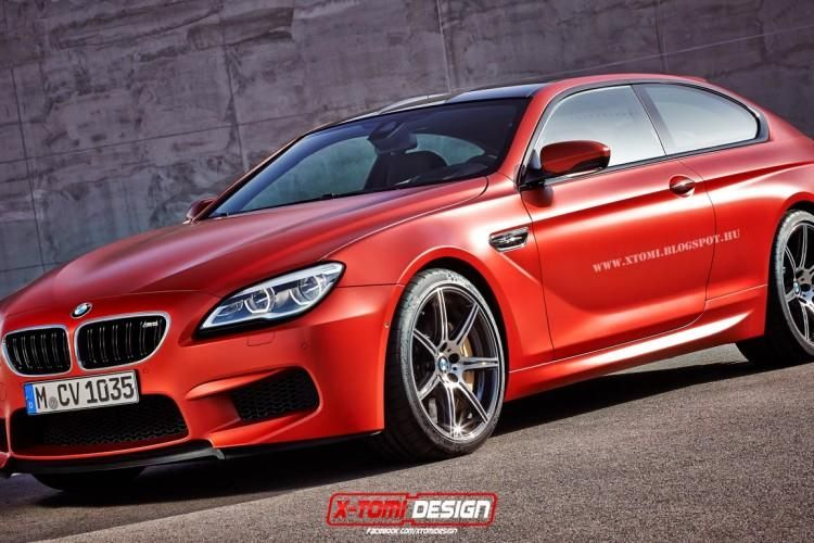 Bmw M6 ShootingBrake2 11 BMW M4 F82 und 6er Shooting Brake von X Tomi Design