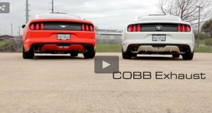 COBB Tuning 1 310x165 Video: COBB Tuning Sportauspuff für den Ford Mustang