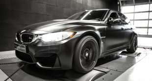 Chiptuning Downpipe BMW M3 F80 5 310x165 More Power! Mcchip DKR tunes the BMW M3 F80 on 528PS