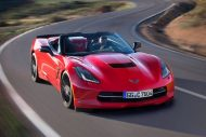 Corvette Stingray Cabriolet 1 190x127 Ab Sommer! Corvette Stingray Cabriolet