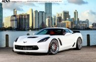 Corvette Z06 ADV1 wheels 1 190x124 ADV.1 Wheels auf einer Corvette Z06 C7 von Wheels Boutique