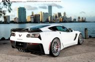 Corvette Z06 ADV1 wheels 2 190x124 ADV.1 Wheels auf einer Corvette Z06 C7 von Wheels Boutique