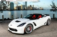 Corvette Z06 ADV1 wheels 4 190x124 ADV.1 Wheels auf einer Corvette Z06 C7 von Wheels Boutique