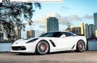 Corvette Z06 ADV1 wheels 5 190x124 ADV.1 Wheels auf einer Corvette Z06 C7 von Wheels Boutique