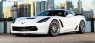 Corvette Z06 ADV1 wheels 6 190x87 ADV.1 Wheels auf einer Corvette Z06 C7 von Wheels Boutique