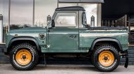 Kahn Design Land Rover Defender Pick Up Tuning 3 190x106 Land Rover Defender Pick Up vom Tuner Kahn Design