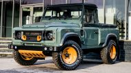 Kahn Design Land Rover Defender Pick Up Tuning 5 190x106 Land Rover Defender Pick Up vom Tuner Kahn Design