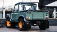 Keswick Green Defender Pickup by kahn design 2 190x107 Land Rover Defender Pick Up vom Tuner Kahn Design