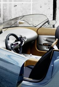 MINI Superleggera Vision Roadster 4 190x283 Kommt bald! Der BMW MINI Superleggera Roadster