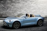 MINI Superleggera Vision Roadster 6 190x126 Kommt bald! Der BMW MINI Superleggera Roadster