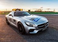 Mercedes Benz AMG GT S F1 Safety Car 1 190x140 Sicherheit geht vor! Der neue Mercedes AMG GT S + C63 S F1 Safety Car