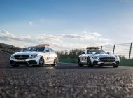 Mercedes Benz AMG GT S F1 Safety Car 3 190x140 Sicherheit geht vor! Der neue Mercedes AMG GT S + C63 S F1 Safety Car