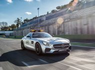 Mercedes Benz AMG GT S F1 Safety Car 4 190x140 Sicherheit geht vor! Der neue Mercedes AMG GT S + C63 S F1 Safety Car