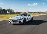 Mercedes Benz AMG GT S F1 Safety Car 5 190x139 Sicherheit geht vor! Der neue Mercedes AMG GT S + C63 S F1 Safety Car