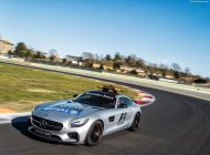 Mercedes Benz AMG GT S F1 Safety Car 6 190x140 Sicherheit geht vor! Der neue Mercedes AMG GT S + C63 S F1 Safety Car