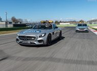Mercedes Benz AMG GT S F1 Safety Car 7 190x140 Sicherheit geht vor! Der neue Mercedes AMG GT S + C63 S F1 Safety Car