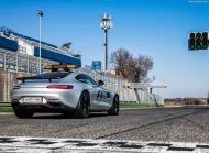 Mercedes Benz AMG GT S F1 Safety Car 8 190x139 Sicherheit geht vor! Der neue Mercedes AMG GT S + C63 S F1 Safety Car