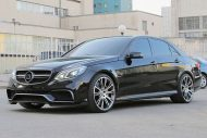 Mercedes E 63 AMG 1 190x127 Selfmade Brabus Mercedes E 63 AMG mit 900 PS